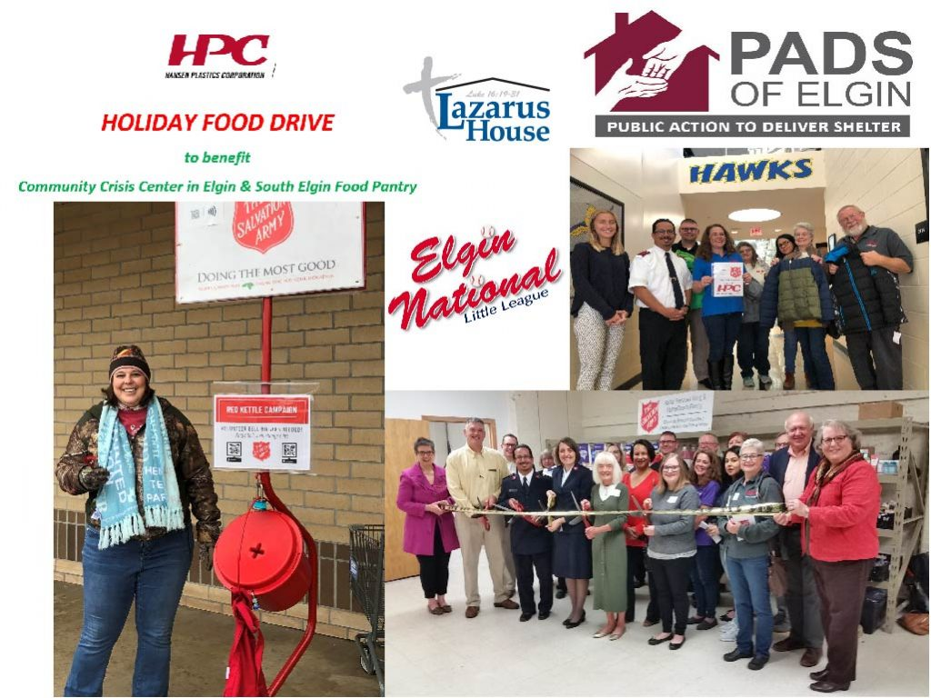 HPC Cares - Giving back to our community
