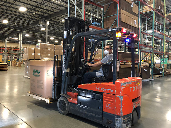 Inventory Management and Logistics at HPC