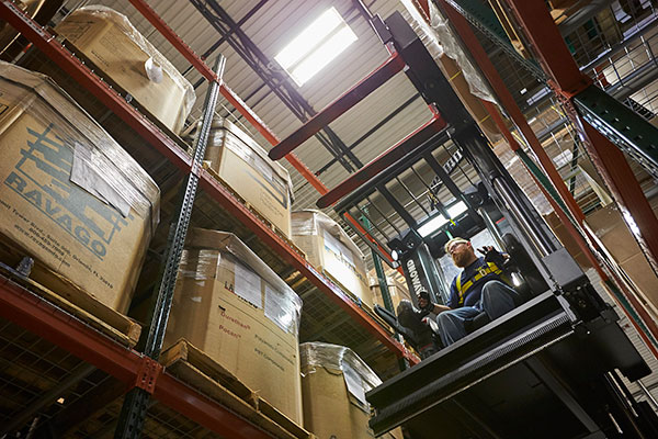 Inventory Management and Warehousing at HPC